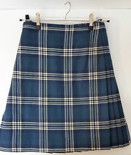 "Ex Hire 30"" waist 25"" drop Earl Of St Andrews  8 Yard Wool Kilt A1 Condition"