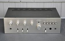 vtg SANSUI AU-4400 INTEGRATED STEREO AMPLIFIER audiophile TESTED WORKING