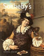 Sotheby`s Old Master Paintings Amsterdam 18. May 2004 Auktionskatalog