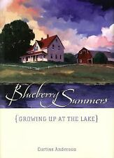 Blueberry Summers: Growing Up at the Lake-ExLibrary