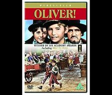 OLIVER TWIST DVD - THE MOVIE FILM MUSICAL - RON MOODY NEW/SEALED