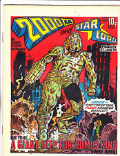 """2000 A.D. & Star Lord  No.97    : 1979 :     : """"The Hounds Of Klegg!"""" :"""