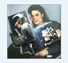Michael Jackson Billie Jean Style Diary Notebook & Free Pen 1PC
