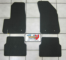 2012-2014 Dodge Avenger All Weather Black Rubber Slush Floors Mats Mopar OEM
