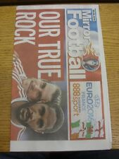30/06/2016 Euro2016: Daily Mirror Football Special - 8 Page Pull-Out, Headline R