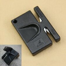 New Mini Pocket Sharpening Ceramic Knife Sharpener Outdoor Camp Kitchen Tool
