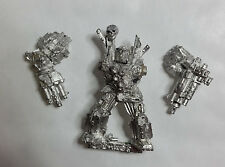 Warhammer 40k Chaos Space Marine Obliterator - Metal - Stripped