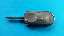 VW VOLKSWAGEN POLO GOLF PASSAT BEETLE  3 BUTTON KEY FOB REMOTE
