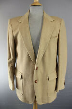 SUPERB VINTAGE JORDAN MARSH BEIGE JACKET 40 INCH