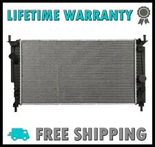 New Radiator For Mazda 3 2010 2011 2012 Sport 2.0 2.3 2.5 L4 Lifetime Warranty