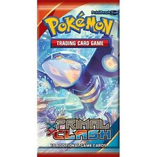 ~Pokemon XY Primal Clash Booster Pack M Primal Kyogre Groudon Mew EX ~!!