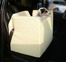 Pet Car Seat Booster Seats Cats Dogs Safety Gear Chair Carrier Bed Travel P