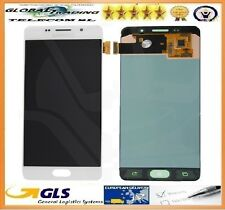 LCD Display Pantalla PARA SAMSUNG GALAXY A510F A5 2016 GH97-18250A BLANCO WHITE
