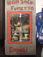 POKEMON TERRAKION 99/101 FULL ART  - EXCELLENT - ITALIANO