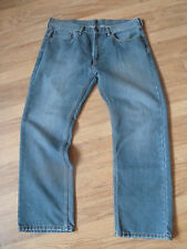 mens levi 559 jeans - size 36/30 great condition