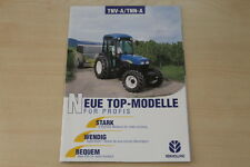 162028) New Holland TNV-A TNN-A Prospekt 2005