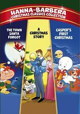 HANNA-BARBERA CHRISTMAS CLASSICS COLLECTION Region Free DVD - Sealed