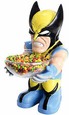 Wolverine X Men Candy Bowl Holder Decoration Marvel Comics Prop Candy Dish New
