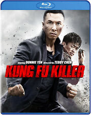 Kung Fu Killer (2015, Blu-ray)(WGU01635B) Donnie Yen (aka Kung Fu Jungle)