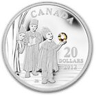 CLEARANCE MUST SELL! Canada 2012 $20 Three Wise Men 99.99% Fine Silver coin