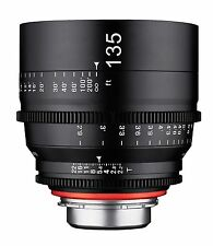 Rokinon XEEN 135mm T2.2 Professional Cine Lens for Nikon Mount - XN135-N