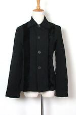 tricot COMME des GARCONS Mixed Material Jacket Black One size AD2000