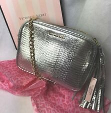 Victorias Secret Crossbody Bag Purse Bling Fashion Show Exclusive 2016 NWT