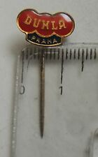Dukla Prague FC old badge pin anstecknadel