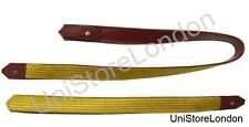 Slings Long & Short Sword All Gold Braid  R372