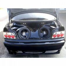 BMW E36 Coupe Audio Box / Kofferraumausbau / Soundbox / Soundboard