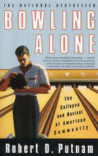 Putnam, Robert-Bowling Alone  BOOK NEW
