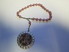 Vintage BRACELET ST. THERESE FAMILY BEADED BRACELET LET THE SUCCESS OF GUIDE YOU
