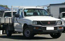 MITSUBISHI TRITON MK 1996 - 2005 WORKSHOP SERVICE MANUAL TURBO 4X4