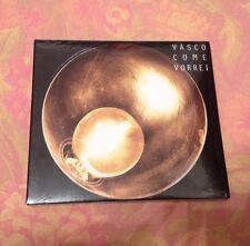VASCO ROSSI - PROMO CD - COME VORREI - FUN CLUB - SIGILLATO !!!