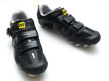 Mavic Rush Maxi Men Cyclocross Mountain Bike Shoes 2 Bolt SPD EU 42 2/3 US 9 NEW