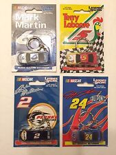 LEGENDS OF RACING NASCAR DIE CAST KEYCHAINS