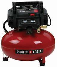 PORTER-CABLE C2002 6 Gal. Oil-Free UMC Pancake Air Compressor