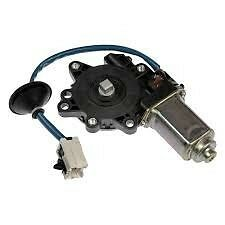 Well Auto WINDOW LIFT MOTOR for  02-06 ALTIMA w/6 pin connector Left Front
