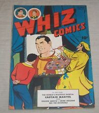 WHIZ COMICS #79 1946 FAWCETT COMICS CAPTAIN MARVEL HIGH GRADE GOLDEN AGE!!