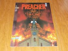 Preacher Preview (1994) Pre-Dates Preacher 1, EXTREMELY RARE!!! First apps!