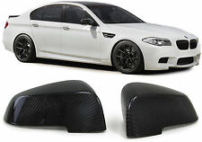 Carbon side mirror caps for BMW GT F07 F10 F11 F18 5 and 7 series F01 F02