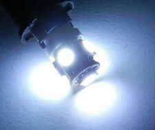 2 X 5 SMD 5050 LED Parking Light Bulbs for Royal Enfield Bullet. White Color