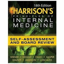 Harrison's Principles of Internal Medicine by Dennis L. Kasper, - NEW