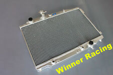 ALUMINUM RADIATOR FORD PROBE 2.2L;MAZDA 626/MX-6 GD F2/F2T NA/TURBO AT 1988-1992