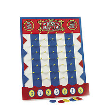 plinko style wood disk drop game  BIRTHDAY PARTY GAME carnival circus theme FUN