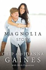 The Magnolia Story  by Chip Gaines(Hardcover)