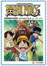 One Piece: Season Eight Voyage Three - Episodes 493-504 (DVD, 2016, 2-Disc Set)