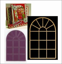 WINDOW B die - Cheery Lynn Designs metal dies - All Occasion