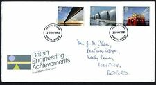FDC - GB - 1983 British Engineering Achievements - First Day Cover