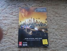 Need For Speed Undercover Official Game Guide Prima Games XBOX 360/Playstation 3